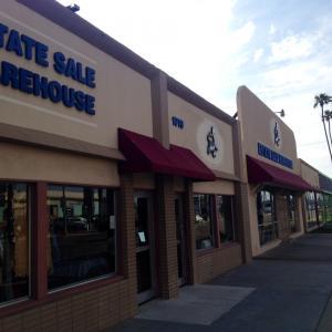 Estate Sale Warehouse In Escondido Ca